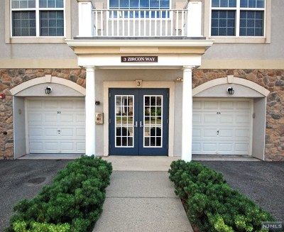 Passaic County Condo/Townhouse For Sale: 3 Zircon Way