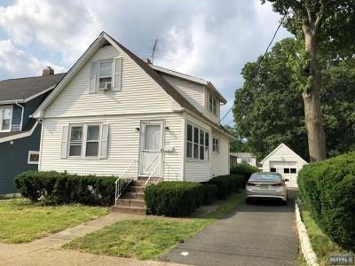 Teaneck Single Family Home For Sale: 27 Bilton Street
