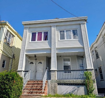 Clifton Multi Family 2-4 For Sale: 25 Yearance Avenue