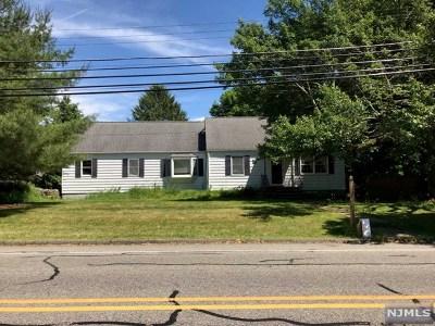 Randolph Township Single Family Home For Sale: 341 Center Grove Road