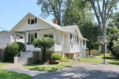 Bergen County Single Family Home For Sale: 36 Hazelwood Avenue