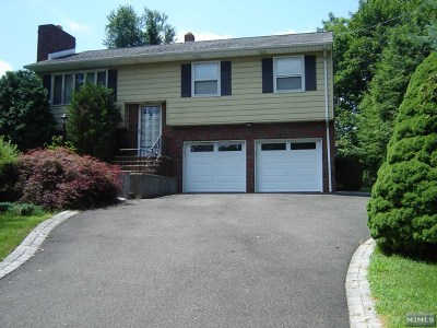 Passaic County Single Family Home For Sale: 75 West Lions Head Drive