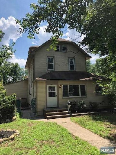 Emerson Single Family Home For Sale: 155 Linwood Avenue