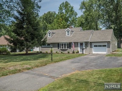 Passaic County Single Family Home For Sale: 31 Woodlot Road