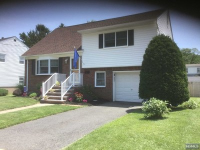 Hasbrouck Heights NJ Single Family Home For Sale: $447,000