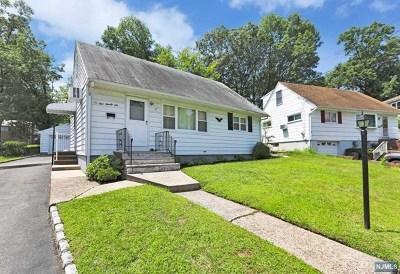 Totowa Single Family Home For Sale: 126 Highview Avenue