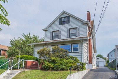 Clifton Multi Family 2-4 For Sale: 347 Piaget Avenue