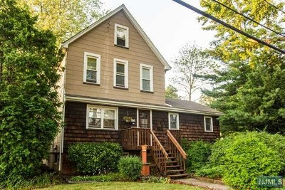 Bergen County Single Family Home For Sale: 86 Virginia Avenue