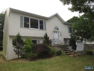 Paramus Single Family Home For Sale: 832 Highland Avenue