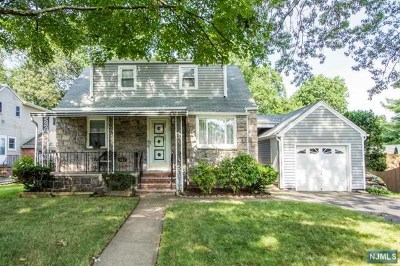 Cresskill Single Family Home For Sale: 307 Highland Street