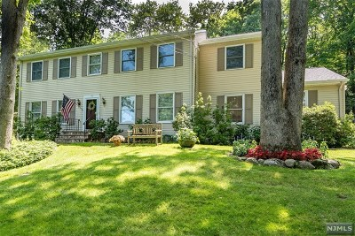 West Milford Single Family Home For Sale: 76 Greendale Drive