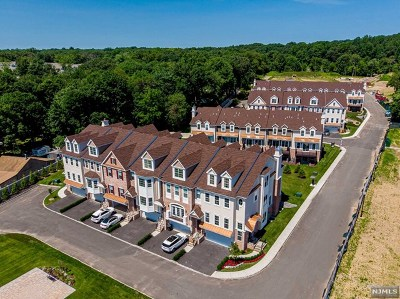 Bergen County Condo/Townhouse For Sale: 405 Premier Way