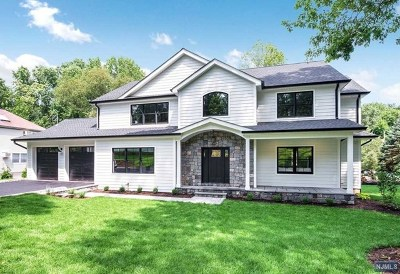 Bergen County Single Family Home For Sale: 187 Pine Street