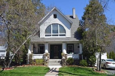 Bergen County Single Family Home For Sale: 22 Hillside Avenue