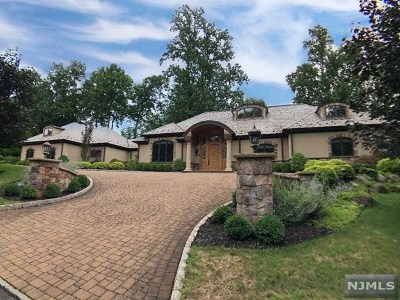 Bergen County Single Family Home For Sale: 10 Stonegate
