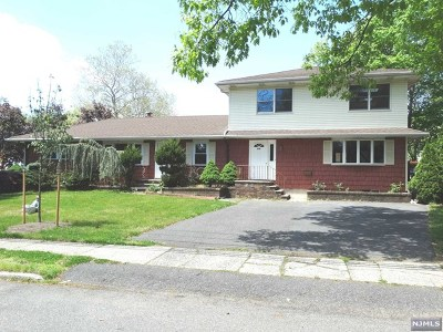 Paramus Single Family Home For Sale: 610 Roosevelt Boulevard
