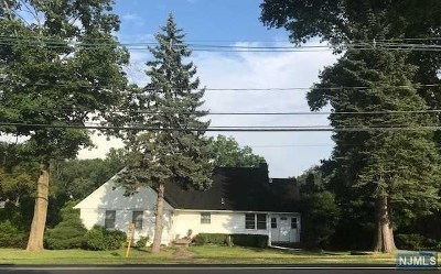 Bergen County Single Family Home For Sale: 205 4th Avenue