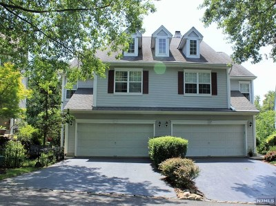 Passaic County Condo/Townhouse For Sale: 163 Warbler Drive