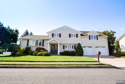 Totowa Single Family Home For Sale: 20 Maple Lane