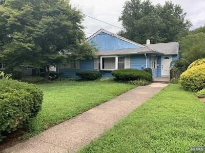 Glen Rock Single Family Home For Sale: 247 Boulevard