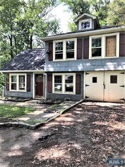 Morris Township Single Family Home For Sale: 17 Craig Road