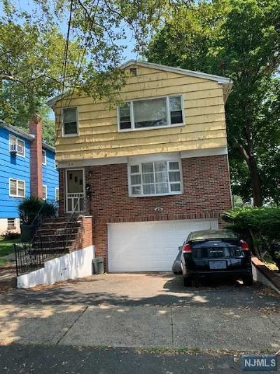 Essex County Multi Family 2-4 For Sale: 219-221 Keer Avenue