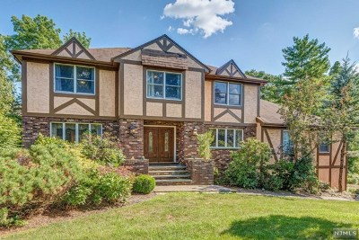 Montville Township Single Family Home For Sale: 3 Tomalyn Hill Road