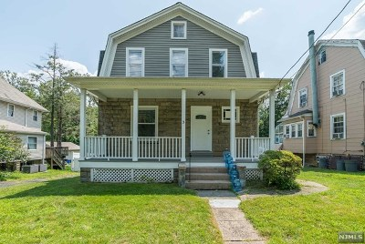 Little Falls Single Family Home For Sale: 3 Notch Road