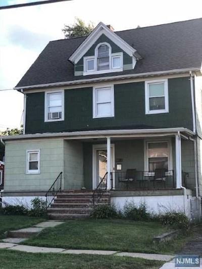 Hackensack Multi Family 2-4 For Sale: 325 Kaplan Avenue