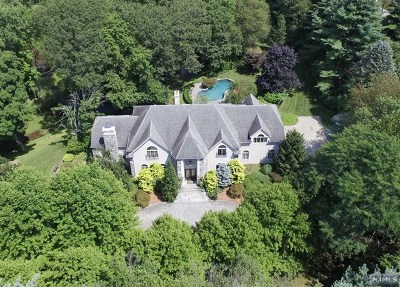Saddle River Single Family Home For Sale: 178 West Saddle River Road