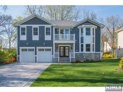 Glen Rock Single Family Home For Sale: 24 Rocklynn Place