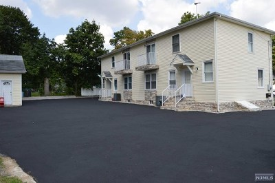 Elmwood Park Multi Family 2-4 For Sale: 564-566 Market Street