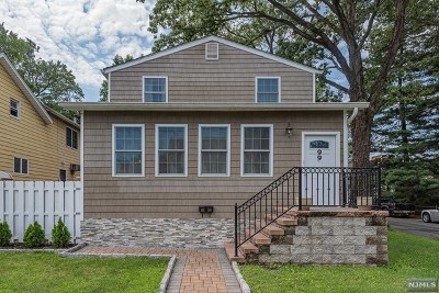 Dumont Single Family Home For Sale: 99 McKinley Avenue