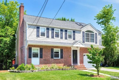 Tenafly Single Family Home For Sale: 12 Cameron Road