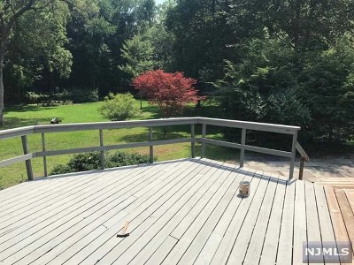 Demarest Single Family Home For Sale: 28 Brook Way