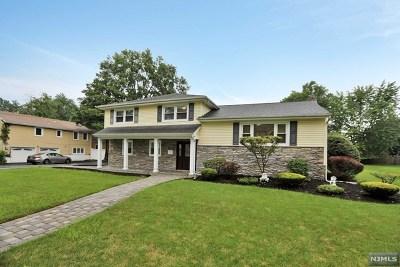 Oradell Single Family Home For Sale: 295 Merritt Drive