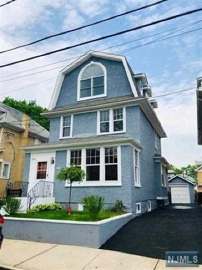 North Bergen Single Family Home For Sale: 412 77th Street