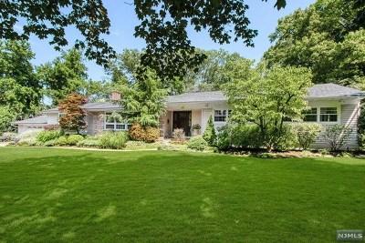 Tenafly Single Family Home For Sale: 119 Buckingham Road
