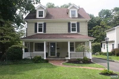 Tenafly Single Family Home For Sale: 97 Magnolia Avenue