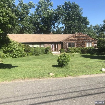 Upper Saddle River Single Family Home For Sale: 12 Shadow Road