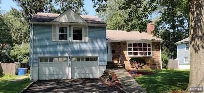 Englewood Single Family Home For Sale: 395 Marlboro Road
