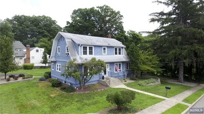 Boonton Town Single Family Home For Sale: 304 Sherman Street