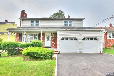 Essex County Single Family Home For Sale: 49 East White Terrace