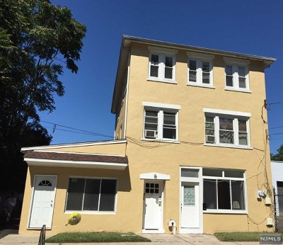 Bergenfield Multi Family 2-4 For Sale: 41 Tyson Place