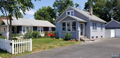 Fair Lawn Single Family Home For Sale: 27 Pomona Avenue