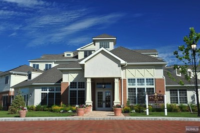 Tenafly Condo/Townhouse For Sale: 2301 The Plaza