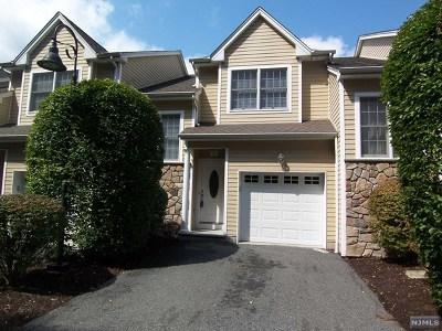 Montvale Condo/Townhouse For Sale: 9 Franklin Avenue #D