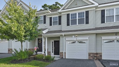 Wanaque Condo/Townhouse For Sale: 6 Parkside Drive