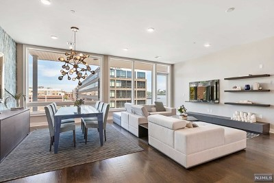Edgewater Condo/Townhouse For Sale: 3 Somerset Lane #502