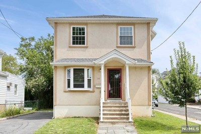 Ridgefield Park Single Family Home For Sale: 68 Highland Place